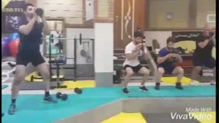 تمرینات بدنسازی و آمادگی جسمانی دکتر شاهپوری - بدنسازی و آمادگی جسمانی - ورزشهای خانگی - جلسه پنجم
