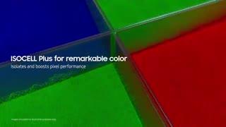 ویدیوی تبلیغاتی دوربین 108 مگاپیکسلی سامسونگ