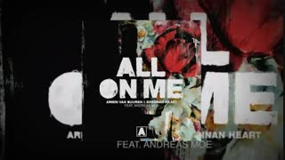 دانلود آهنگ از Armin van Buuren & Brennan Heart بنام All On Me