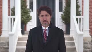 تبریک نخست وزیر کانادا ، جاستین ترودو بمناسبت شروع ماه رمضان