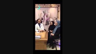 جراحی زیبایی بینی دو خواهر | دکتر گلی جراح بینی تهران