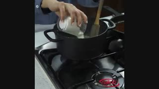 طرز تهیه کاچی در ۱ دقیقه !!