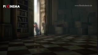 انیمیشن کوتاه زینگ (Zing Short Animation)
