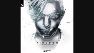 دانلود آهنگ الکترونیک  از ARTY feat. Conrad Sewell بنام Kingdom