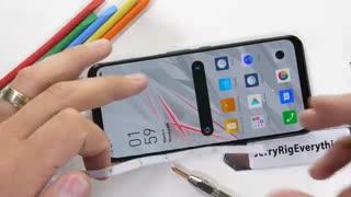 تماشا کنید: تست مقاومت نوبیا رد مجیک 5G - گوشی گیمینگ جدید ZTE