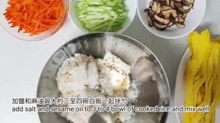 (Eng sub) Korean Kimbap