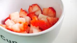 Fresh Strawberry Milk | 한세