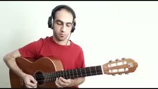 آهنگ فوتبالیست ها - آموزش گیتار در کرج