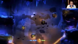 Walkthrough Gameplay Ori and the Blind Forest: Definitive Edition Part 3