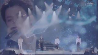 اجرای زنده the truth untold از BTS با زیرنویس فارسی