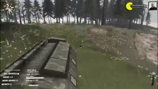 Spintires Chernobyl Gameplay Crash and Damage Engine tehrancdshop.com