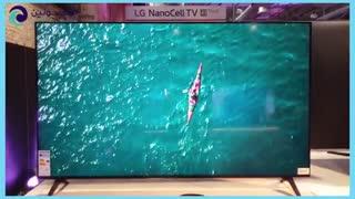 تلویزیون 65 اینچ نانوسل 4K ال جی مدل SM8500 | 65SM8500