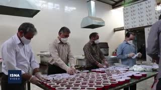 اجرای طرح اطعام نیازمندان در یزد