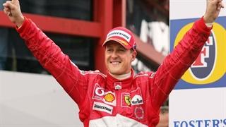 زندگینامه تصویری مایکل شوماخر راننده آلمانی مسابقات فرمول یک