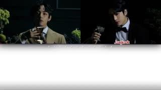"[لیریک] کاور اهنگ""Never not"" توسط تهیونگ و جونگ کوک::.bts.::"