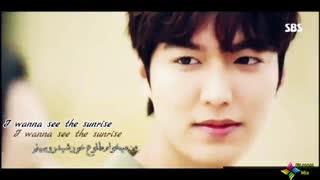 میکس زیبا و فوق العاده سریال کره ای افسانه دریای آبی(دریای نیلگون) با آهنگ زیبای dusk till dawn ❤  (*پیشنهاد ویژه*) توضیحات