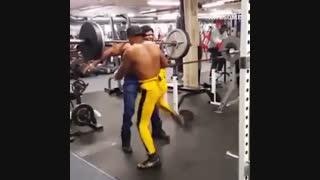 کارهای ورزشی عجیب