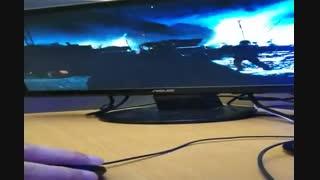 کیس گیمینگ ای5 با RX460 قدرتمند و حرفه ای