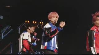 اجرای اهنگ sign از اکسو در کنسرت ژاپن