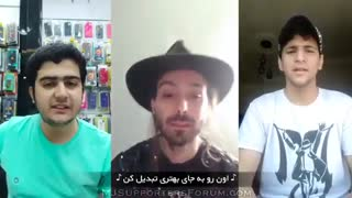 Heal The World 2020 (Persian Fans Version)