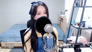 (TAEYEON) - 'Happy' COVER by |SAESONG