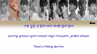 PENTAGON (펜타곤) – NOTHING (Color Coded Han|Rom|Eng Lyrics)