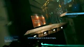 5 دقیقه از گیمپلی هیجان انگیز Ghostrunner