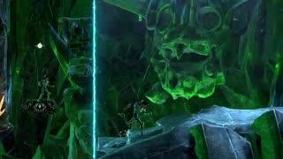 تریلر بازی Trollhunters Defenders of Arcadia
