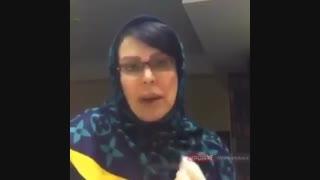واکنش فلور نظری به حواشی لایو جنجالیاش؛ قسم می خورم حجاب داشتم!