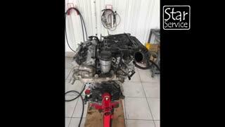 تعمیر موتور آزرا