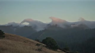 شگفتیهای طبیعت؛ ابرهای مواج