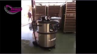 بخارشوی صنعتی