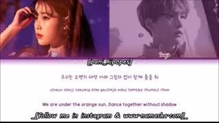 لیریکس آهنگ جدید آیو با همکاری شوگا (مین یونگی)(فوق العاده قشنگ!!!)(bts/suga/yoongi/iu/lyrics/kpop/fore ever young)