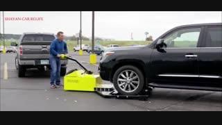تکنولوژی جابجایی خودرو