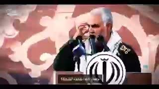 سخنان شهید قاسم سلیمانی : نتیجه دیپلماسی برای آزادی فلسطین