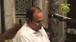 قران المغرب 22 رمضان1441الشیخ احمد نعینع تلاوة من سورة الاسراءمن الجامع الازهر اجواء شهر رمضان زمان