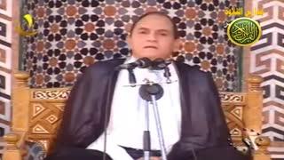 قران الفجر القارئ الطبیب الشیخ احمد نعینع  تلاوة من سورة الا نبیاء اجواء شهر رمضان زمان