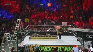 مسابقه Money in the bank 2012