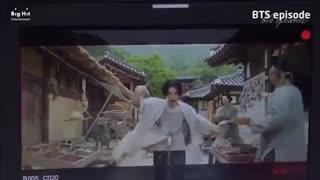 پشت صحنه موزیک ویدئوی Agust D) Daechwita'대취타) از SUGA_BTS زیرنویس فارسی