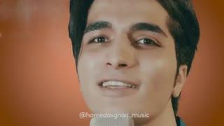 ویدیو تیزر جدید و زیبای حامد اصغری به نام فرشته + به همراه آهنگ
