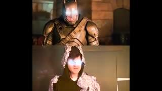 کاور Justin & Adam از بتمن علیه سوپرمن
