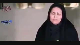شروه خوانی زنده توسط خانم خواجه خواننده لای لای فیلم «مختارنامه»