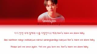 ویدئو لایریک love again از آلبوم Delight بکهیون اکسو  BAekhyun EXO