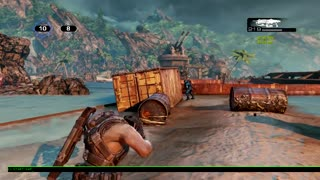 ویدئویی از اجرای Gears of War 3 بر روی PlayStation 3