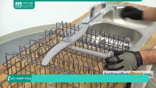 تعمیر ماشین ظرفشویی-عیب یابی ماشین ظرفشویی
