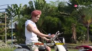 پشت صحنه ام وی view پخش شده از pops in seoul