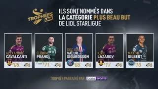 بهترین های استارلیگ هندبال فرانسه در فصل 2019/20