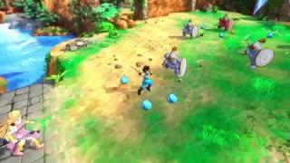 تماشا کنید: بازی جدیدی از مجموعهی Dragon Quest معرفی شد