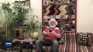 «تولد کرونایی» به روایت کاظم هژیرآزاد