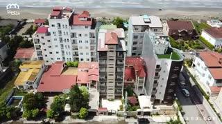 خرید آپارتمان رو به دریا در مازندران